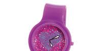 Violet Heart Watch
