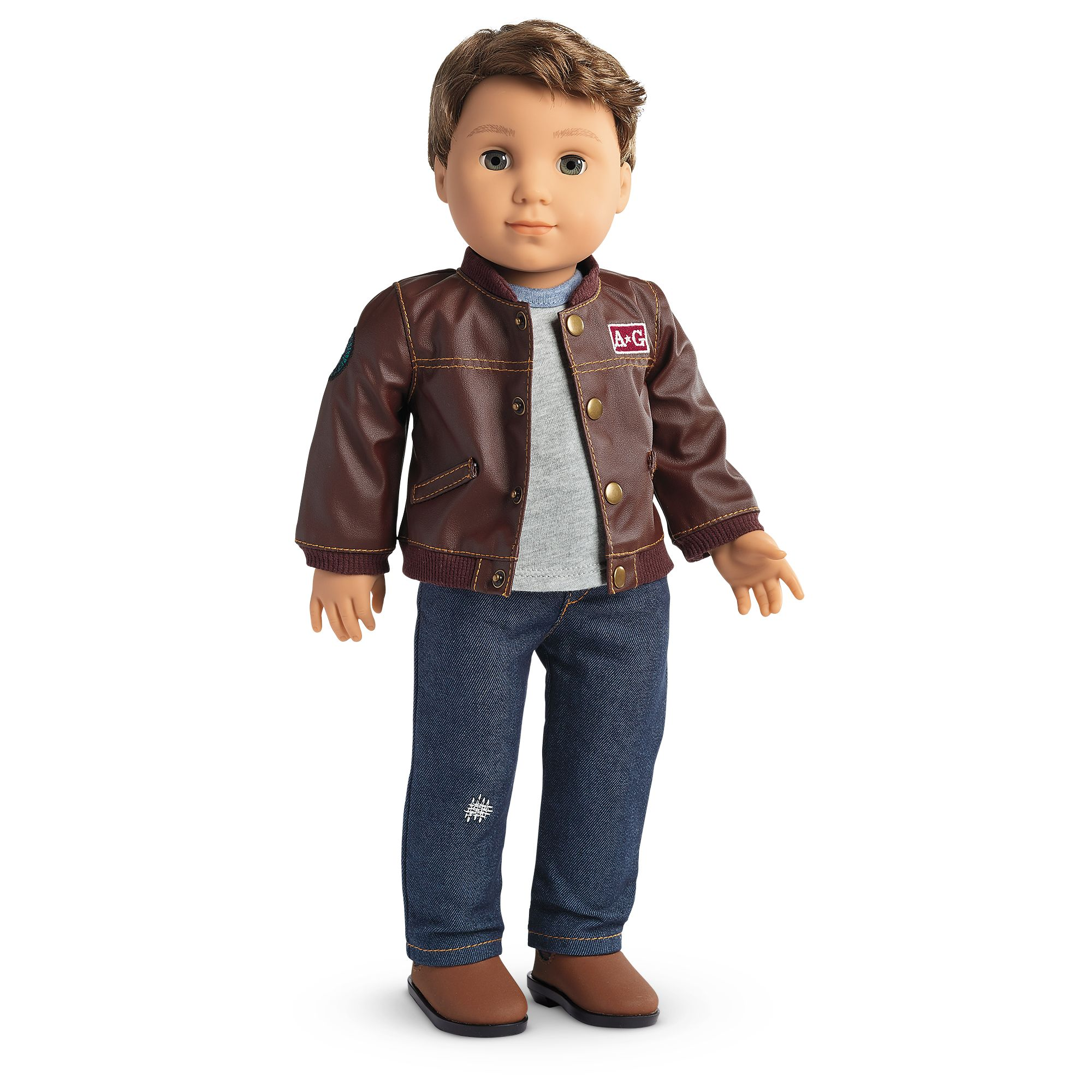 Logan S Performance Outfit American Girl Wiki Fandom