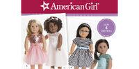 American Girl Pattern 8039