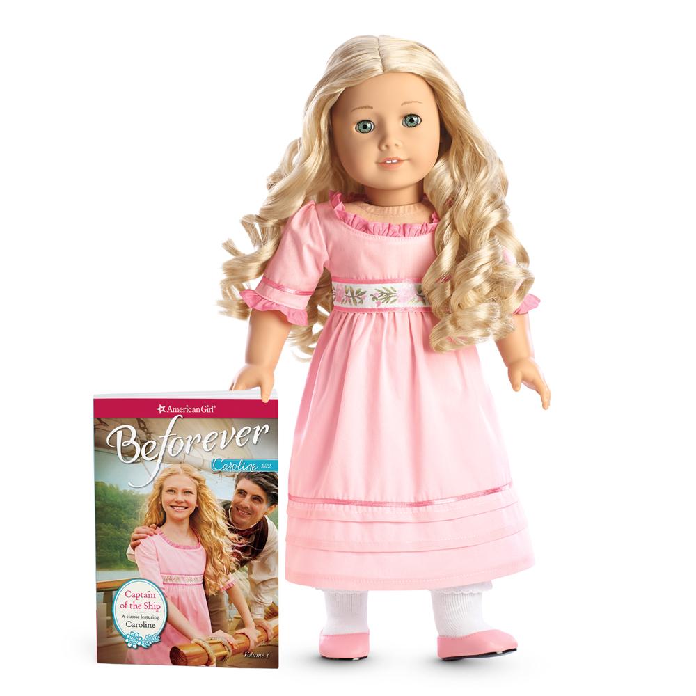 Caroline Abbott (doll) | American Girl Wiki | FANDOM ...  Caroline Abbott...