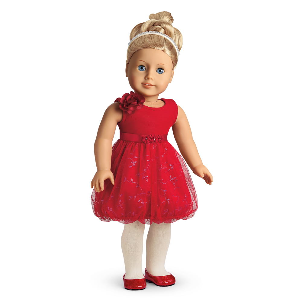 Sparkle Party Dress | American Girl Wiki | FANDOM powered by Wikia