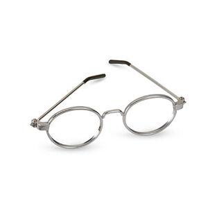 SilverRoundGlasses