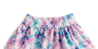 Playful Print Skirt