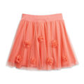 CoralFloralSkirt girls.jpg