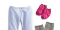 Sparkle Socks and Leggings