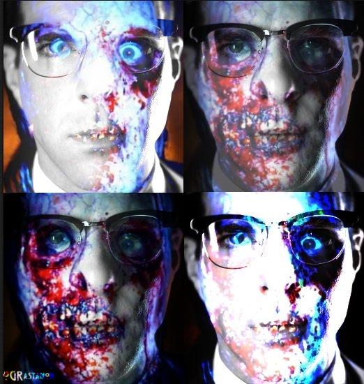 Bloody Thredson Collage