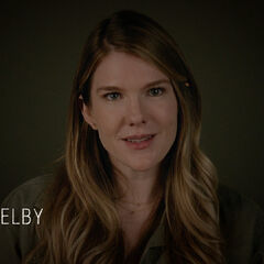 Lily Rabe in the  testimonial role of <a href=
