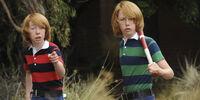 Troy y Bryan