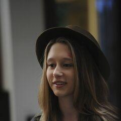 Hat & flanner shirt