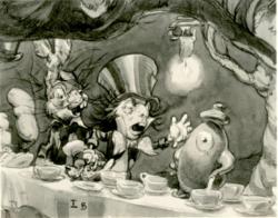 Alice 1939 Draft Teapot Eye