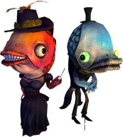 Fish couples