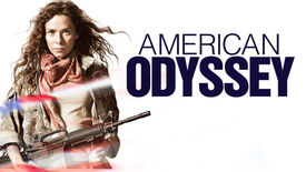 American Odyssey cover