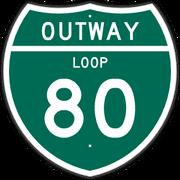 Outway loop 80