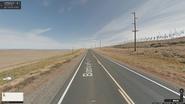 OR Bombing Range Road NB 33