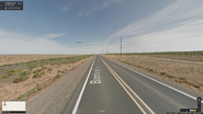 OR Bombing Range Road NB 30