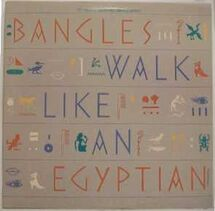 Bangles Walk Like An Egyptian cover