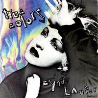 Cyndi Lauper True Colors cover