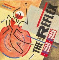 Duran Duran The Reflex cover