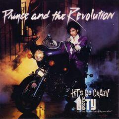 Prince Let's Go Crazy cover