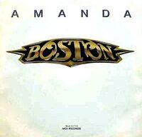 Boston Amanda cover