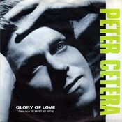 Peter Cetera Glory Of Love cover