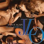 Jennifer Lopez Dance Again cover