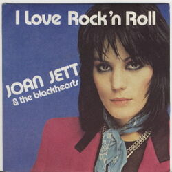 Joan Jett I Love Rock N Roll cover