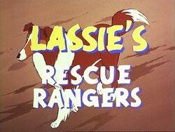 Lassies rescue rangers