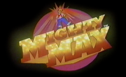 Mighty Max title
