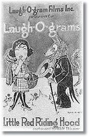 Little Red Riding Hood Laugh-O-Gram