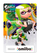 Inkling Girl - Lime Green Package