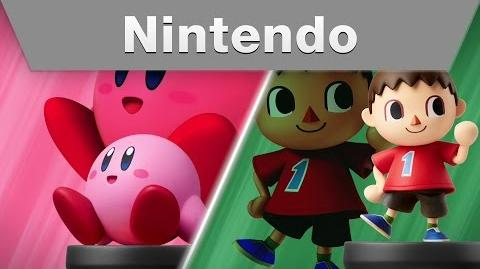 Nintendo - amiibo First Set Announcement