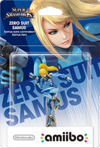 Packaging zero suit samus
