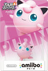 Packaging Jigglypuff JP