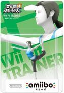 Wii Fit Trainer Package