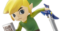 Toon Link (Super Smash Bros.)