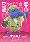 AmiiboCardWendell