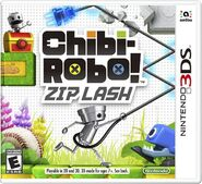 Chibi-Robo Zip Lash Box Art