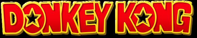 File:Donkey kong logo.png