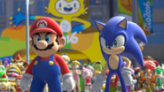 Mario & Sonic at the Rio 2016 Olympic Games Wii U Image 1
