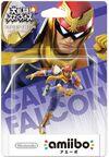Captain Falcon JP Pack
