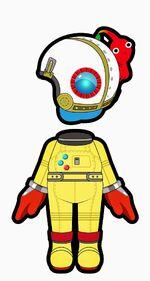 MK8 Pikmin Suit