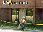 Luby's cafeteria back