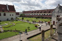 Fort Rotterdam in 2010