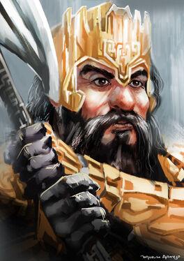 Gormar as lord