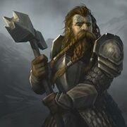 Average dwarf soldier