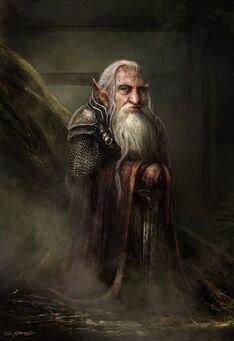 Dwarf politicain