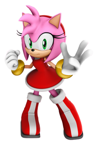 File:Amy Rose Transformed.png