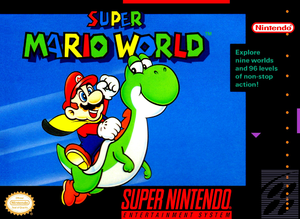 300px-Super Mario World Box