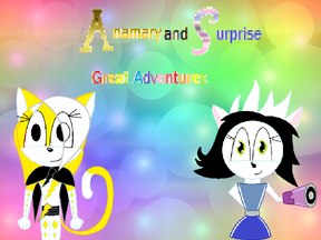 Anamary and Surprise Great Adventures